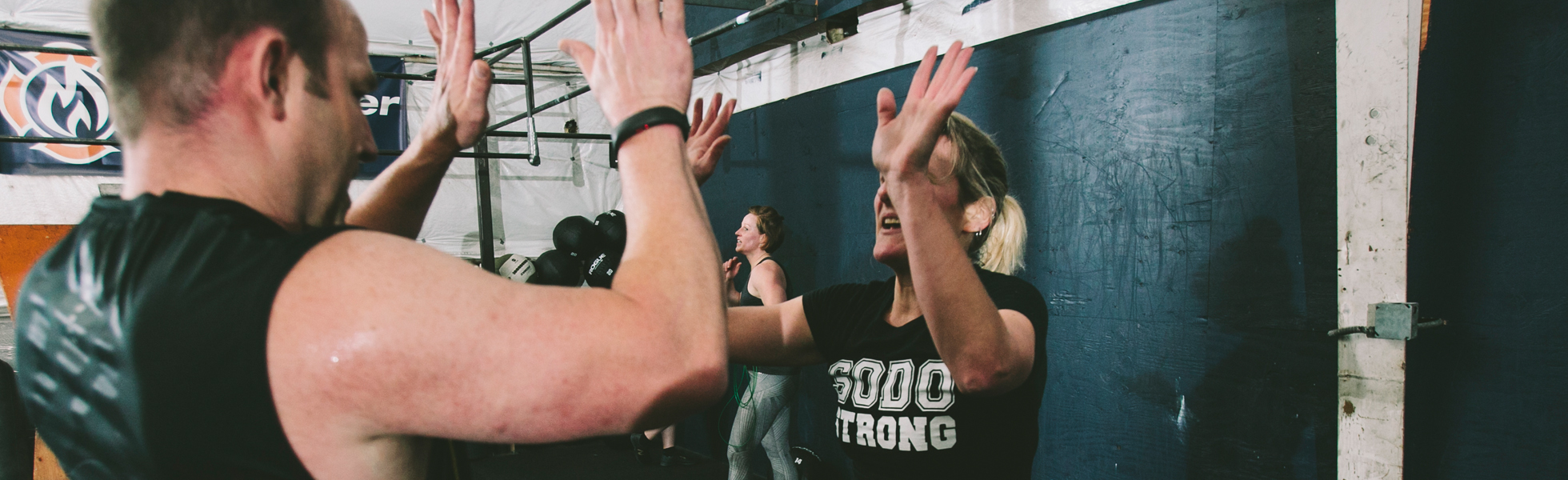 Drop In with SODO Fitness Mechanics and sign up for a free intro session!